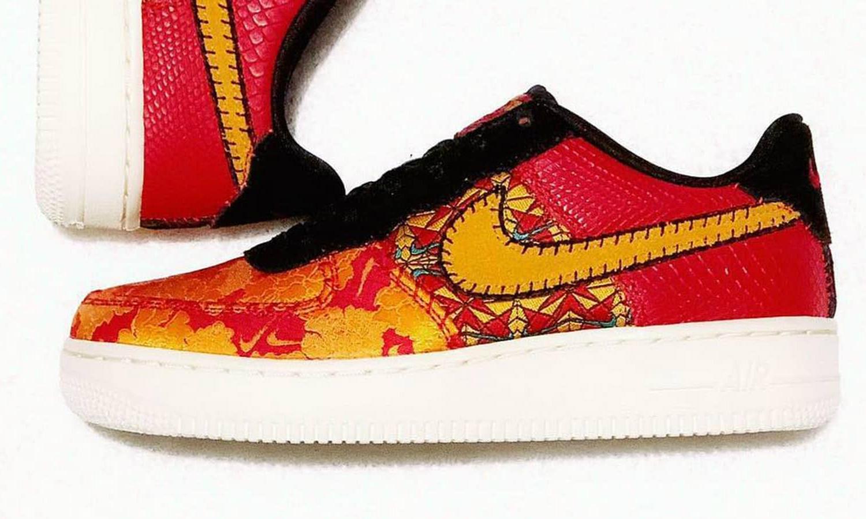 Nike Air Force 1 Low 中国新年版本曝光