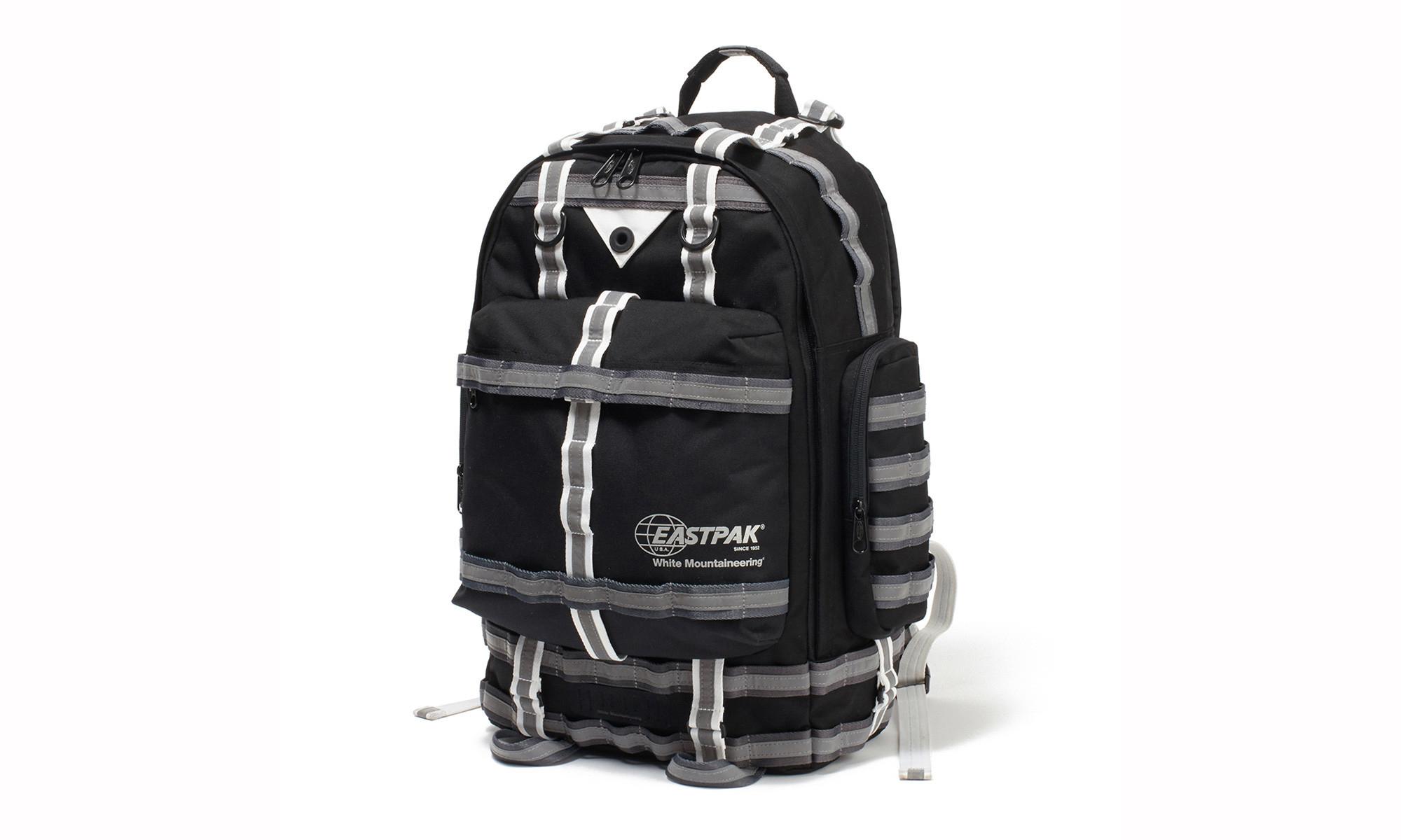 White Mountaineering x EASTPAK 19 春夏联名包袋即将开售