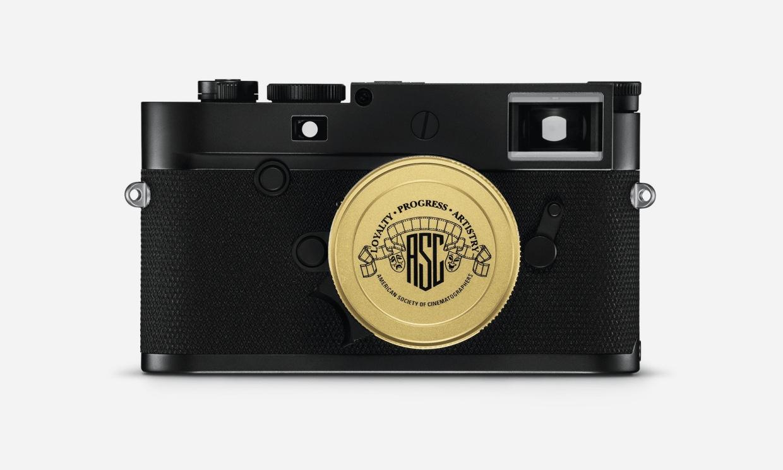 """金色镜头!Leica 推出 """"ASC 100 Edition"""" 限量版 M10-P 相机"""
