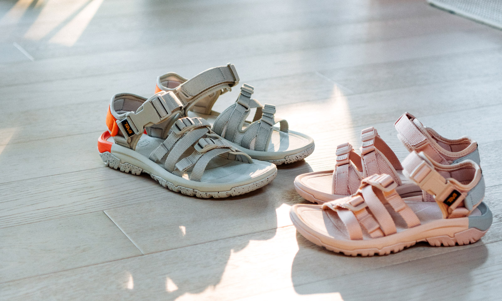 Herschel Supply x Teva® 全新合作款凉鞋即将发售