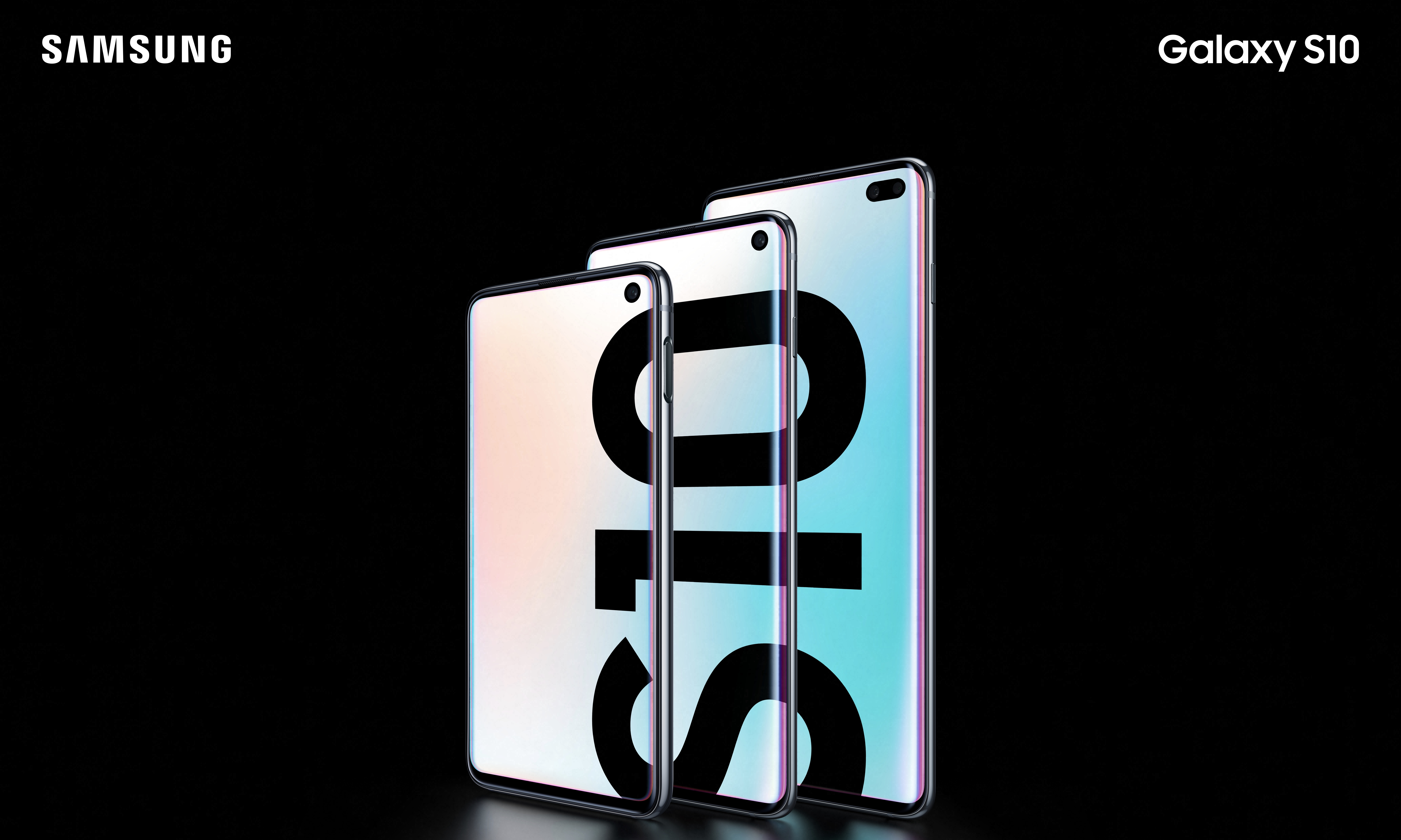 Samsung Galaxy S10 系列即将发售