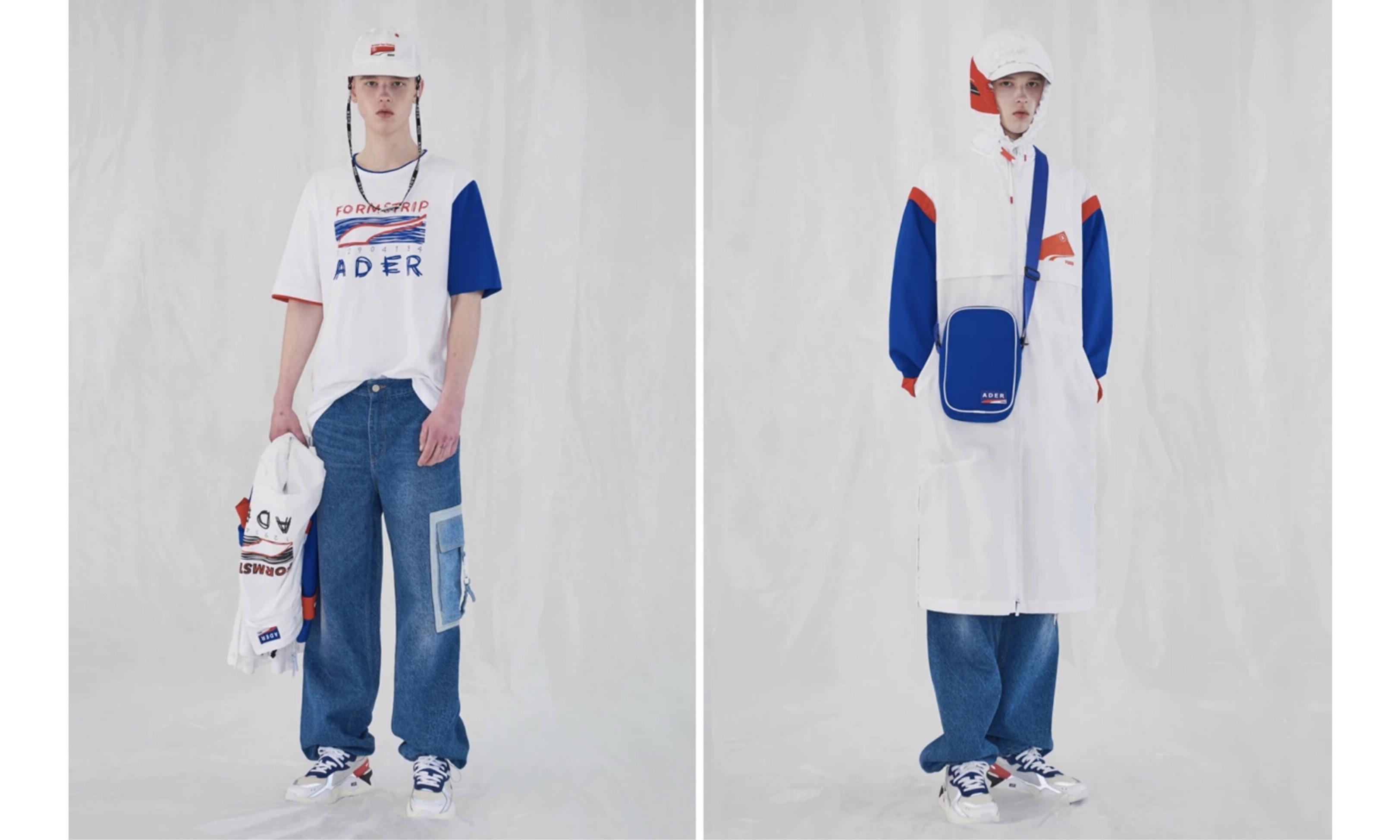 PUMA x Ader Error 释出 2019 春夏系列 Lookbook