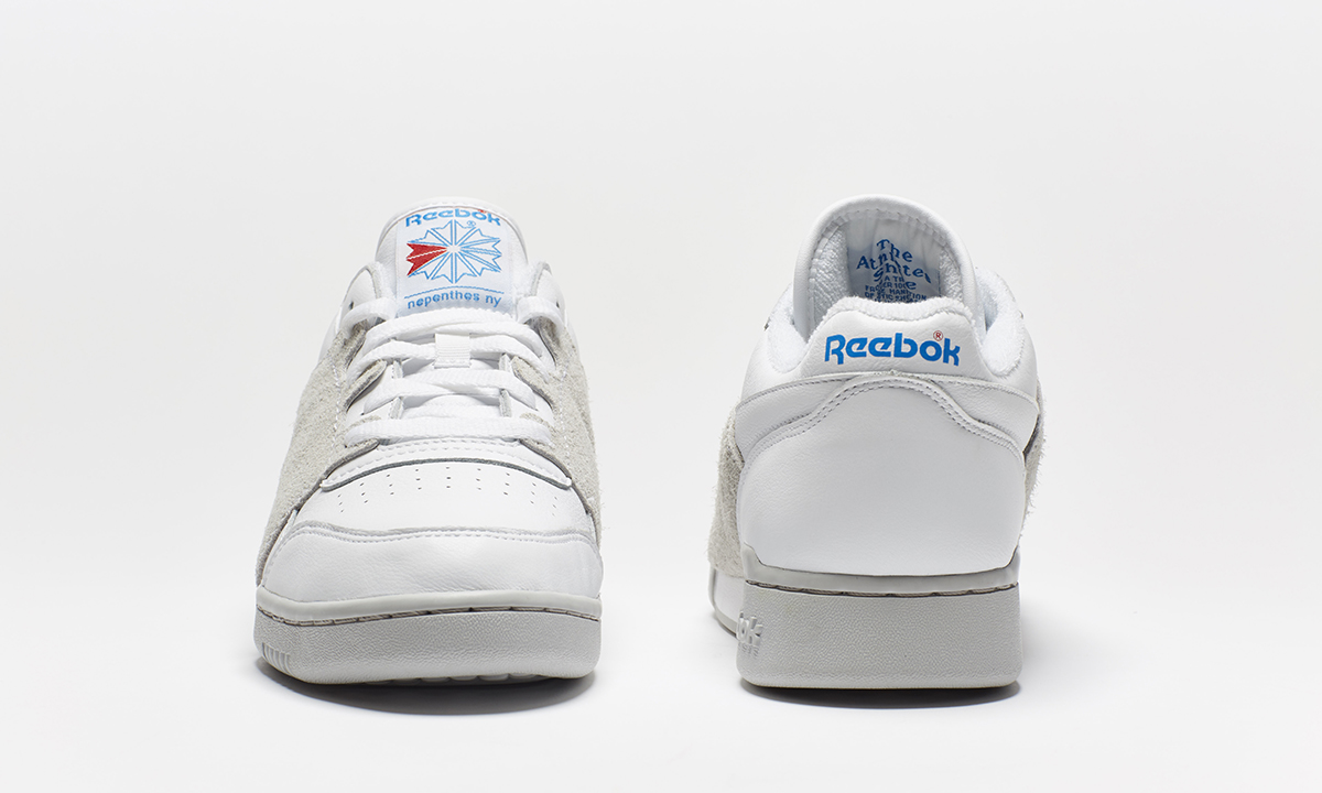 Reebok CLASSIC x Nepenthes 打造联名鞋款