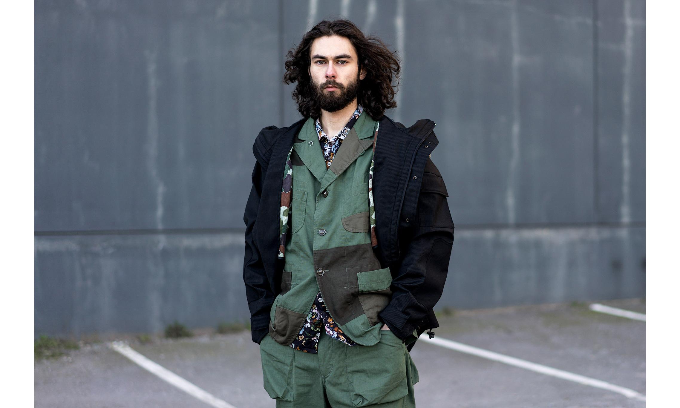 HAVEN 打造 Engineered Garments 与 JUNYA WATANABE MAN 造型特辑
