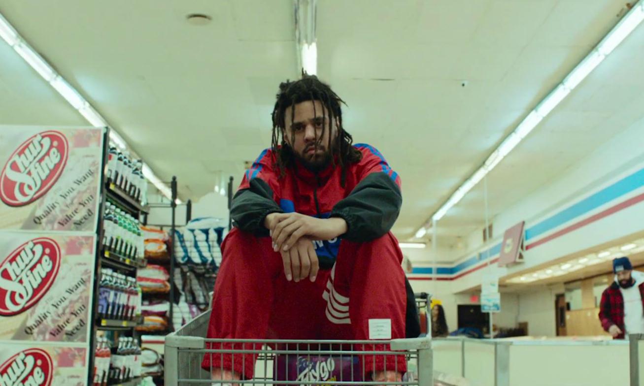 J. Cole 热单《Middle Child》MV 释出