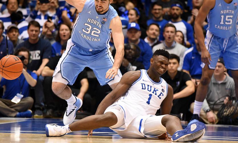 因为 Zion 受伤,Nike 紧急发布声明