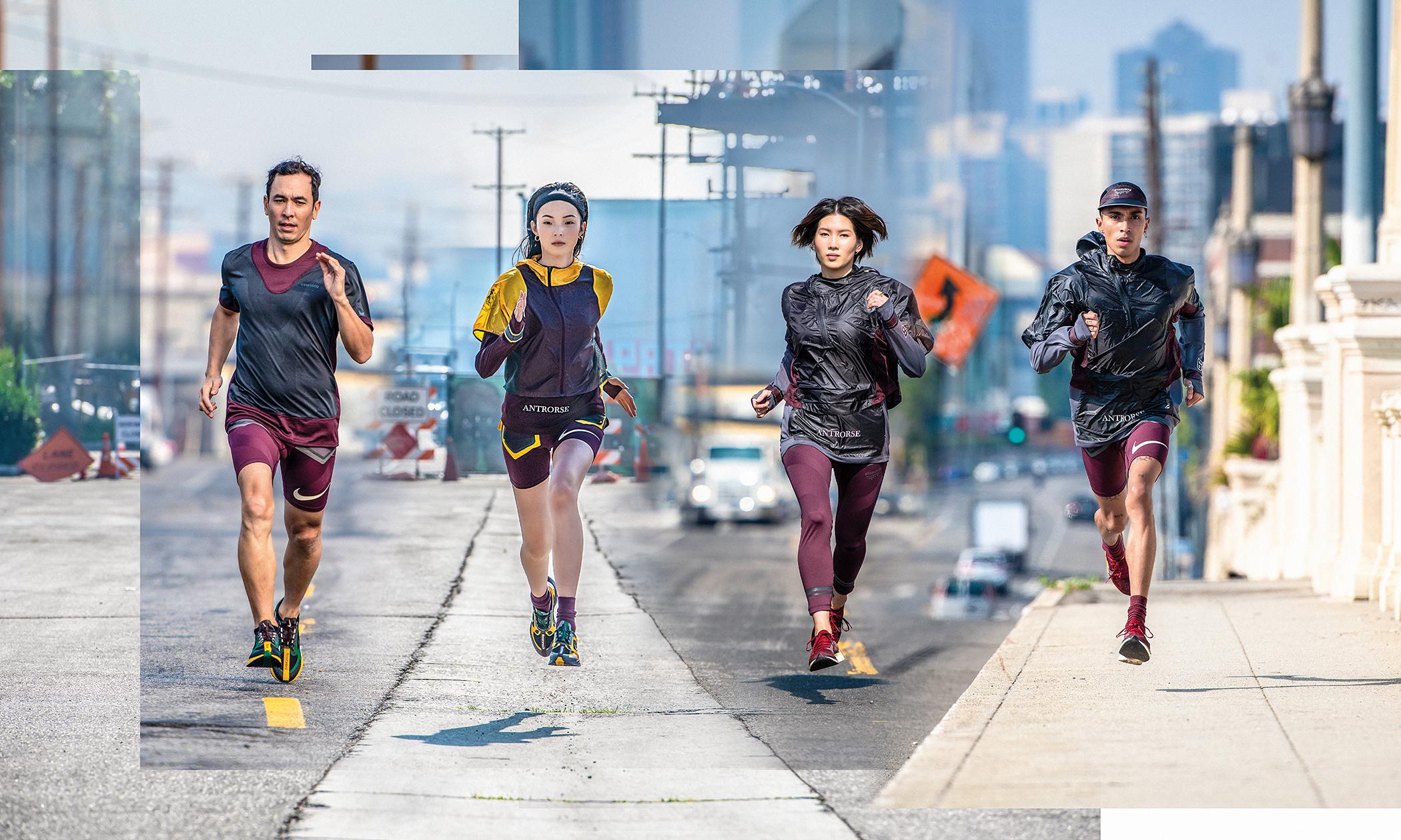 极致跑步乐趣,Nike GYAKUSOU 2019 春夏系列正式公布