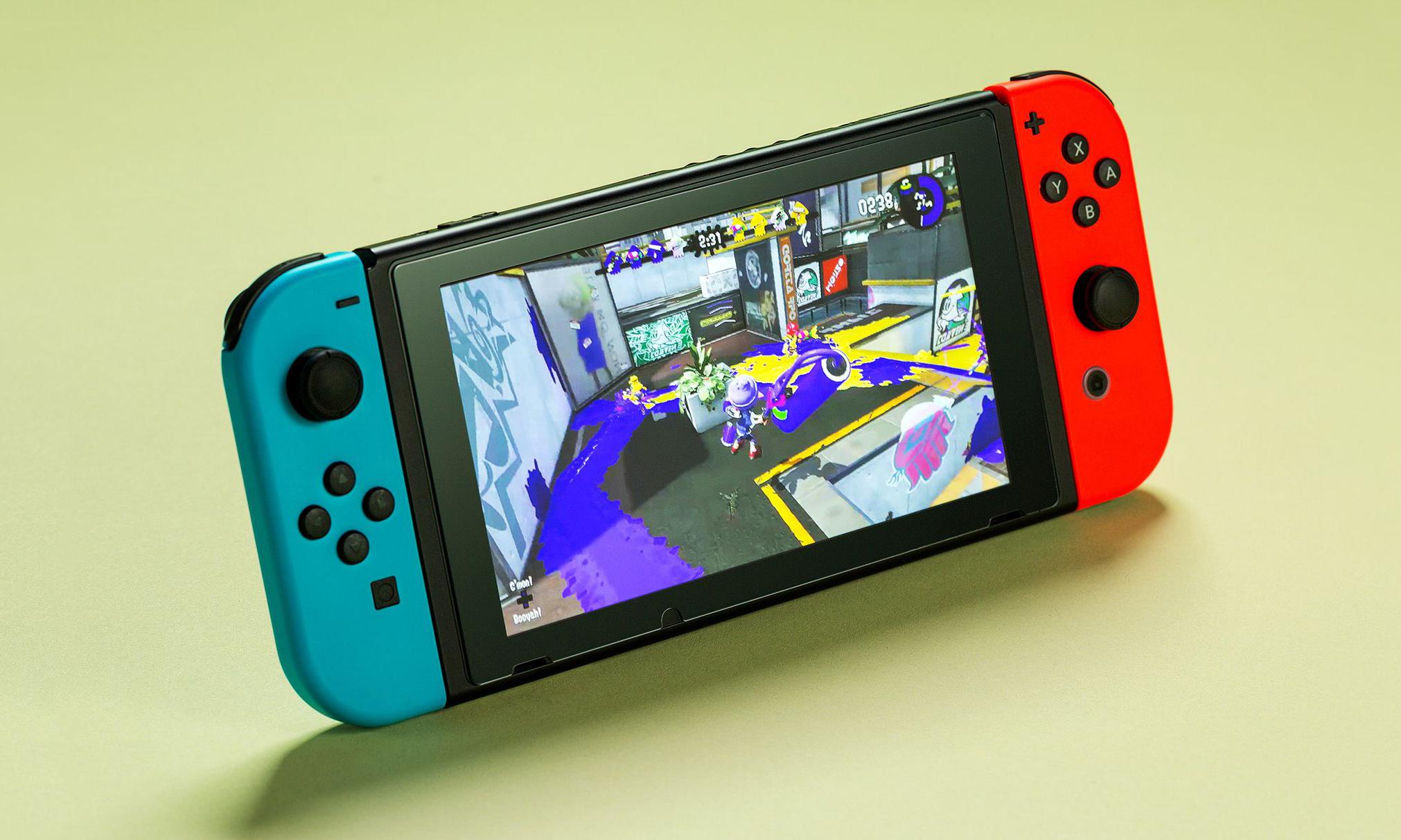 任天堂或将推出更小型、实惠的新版 Switch