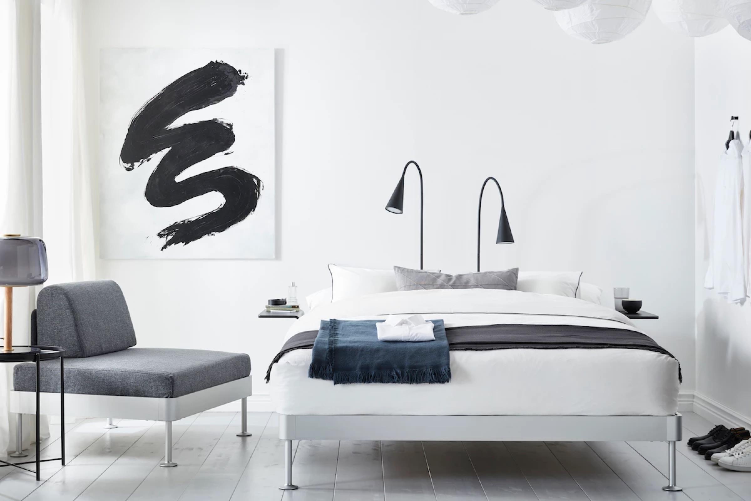 "IKEA 与 Tom Dixon 再度联合设计 ""DELAKTIG"" 睡房家品"
