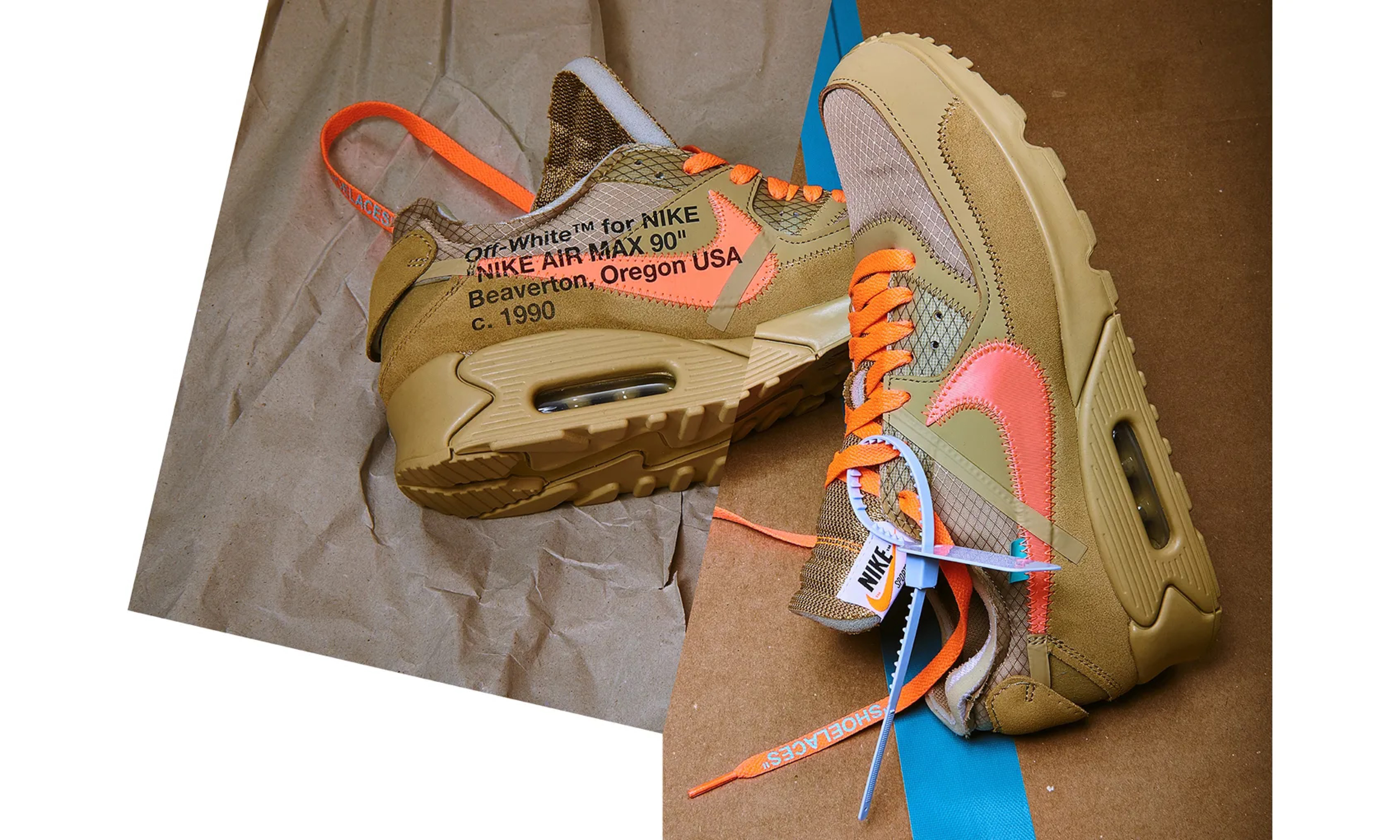 Off-White™ x Nike Air Max 90 上架国区 Nike SNKRS