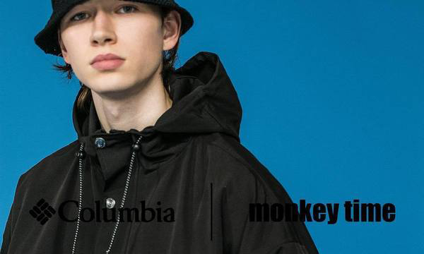 monkey time 与 Columbia Sportswear Black Label 带来全新胶囊系列