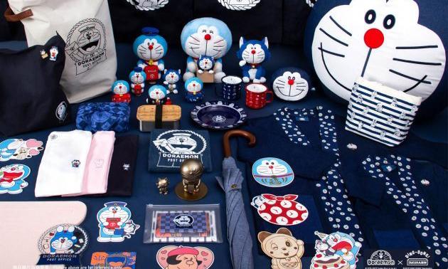 情人节打卡热点!哆啦A梦邮局香港开店