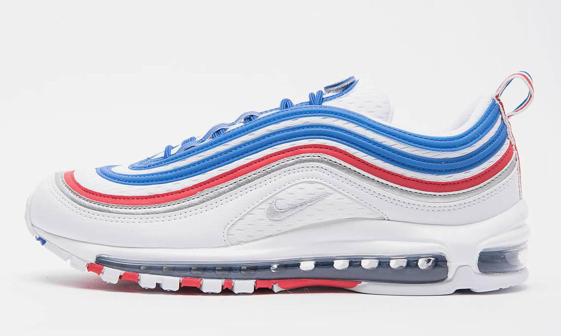 """全明星配色,Nike Air Max 97 """"All-Star Jersey"""" 将在下周发售"""