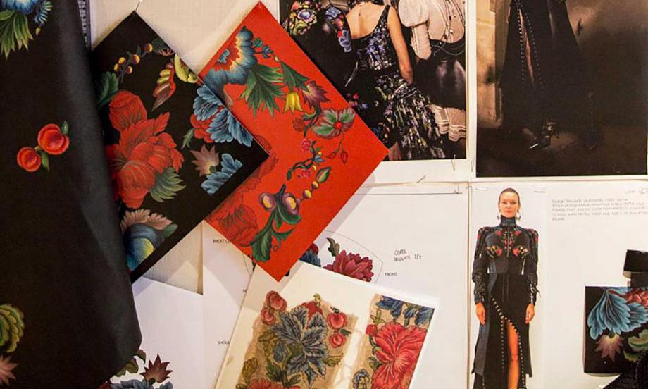 """Alexander McQueen 伦敦新店开展 """"Unlocking Stories"""""""