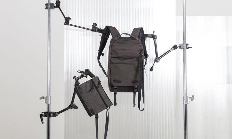 master-piece x NEMEN 打造联名机能包袋系列