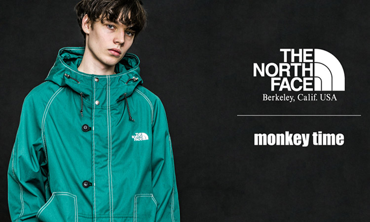 The North Face Purple Label x monkey time 发布 2019 春夏联名系列