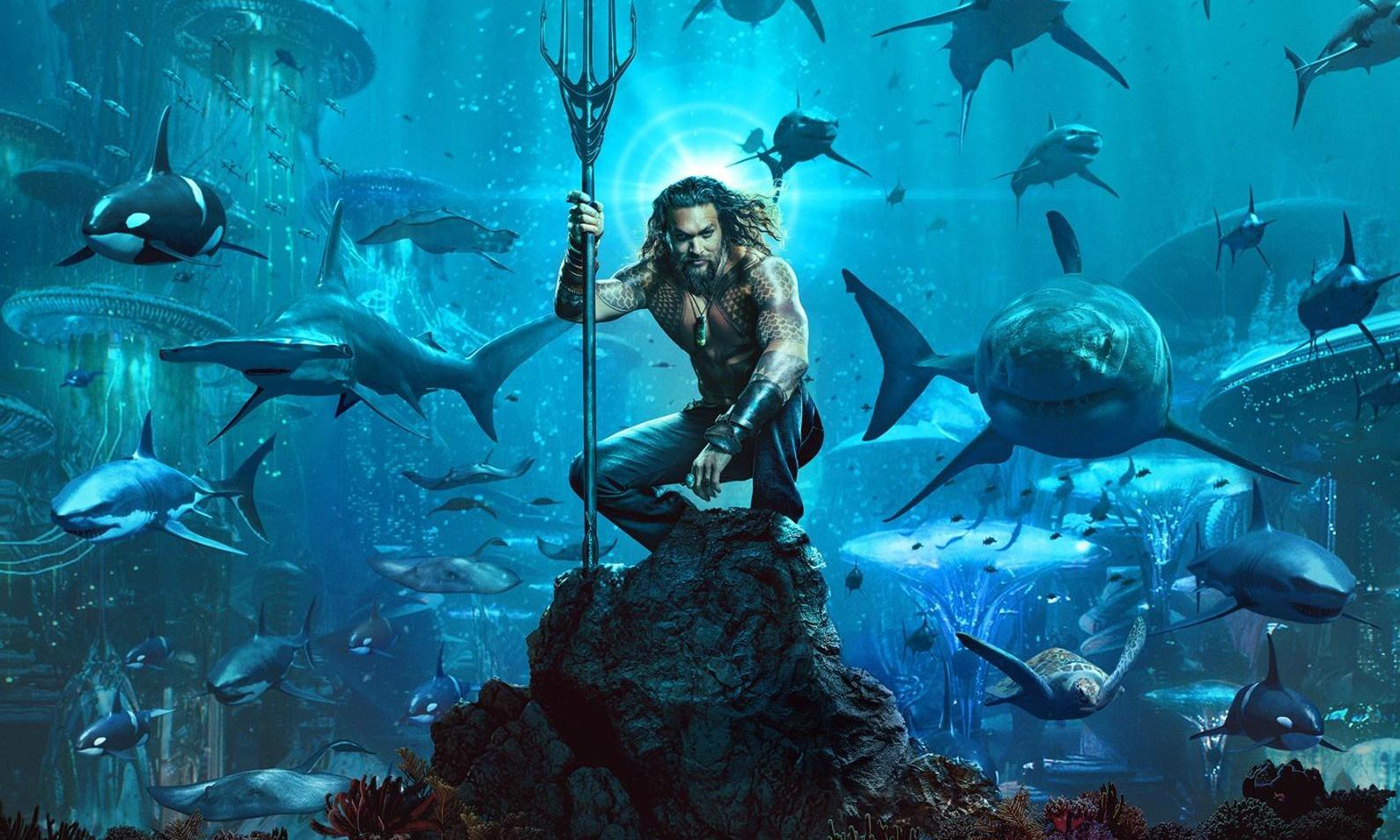 《海王2》编剧敲定,衍生恐怖电影《海沟族》也在开发中