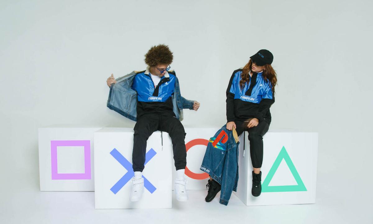 致敬经典 PS2,FairPlay x Playstation 携手带来胶囊系列
