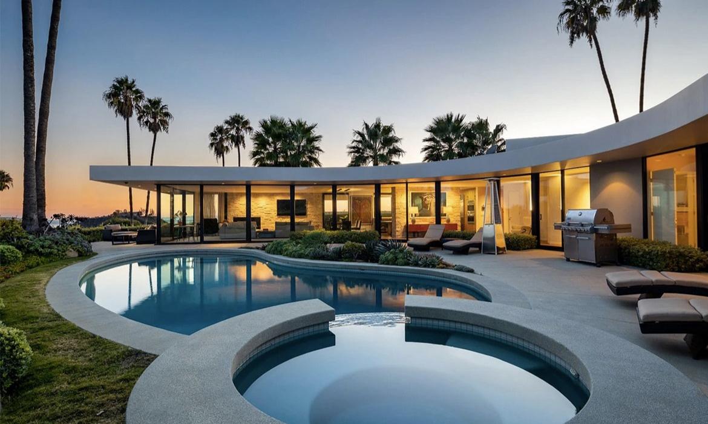 Elon Musk 洛杉矶住宅以 450 万美元挂牌出售