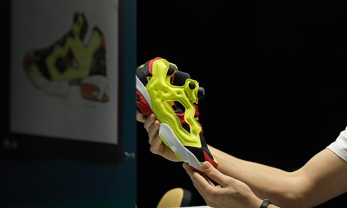 它可能是 Reebok 门下最富设计美学的一双鞋