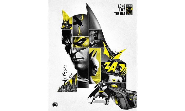 蝙蝠侠 80 岁生日,华纳兄弟与 DC 公布为期一年的庆祝计划