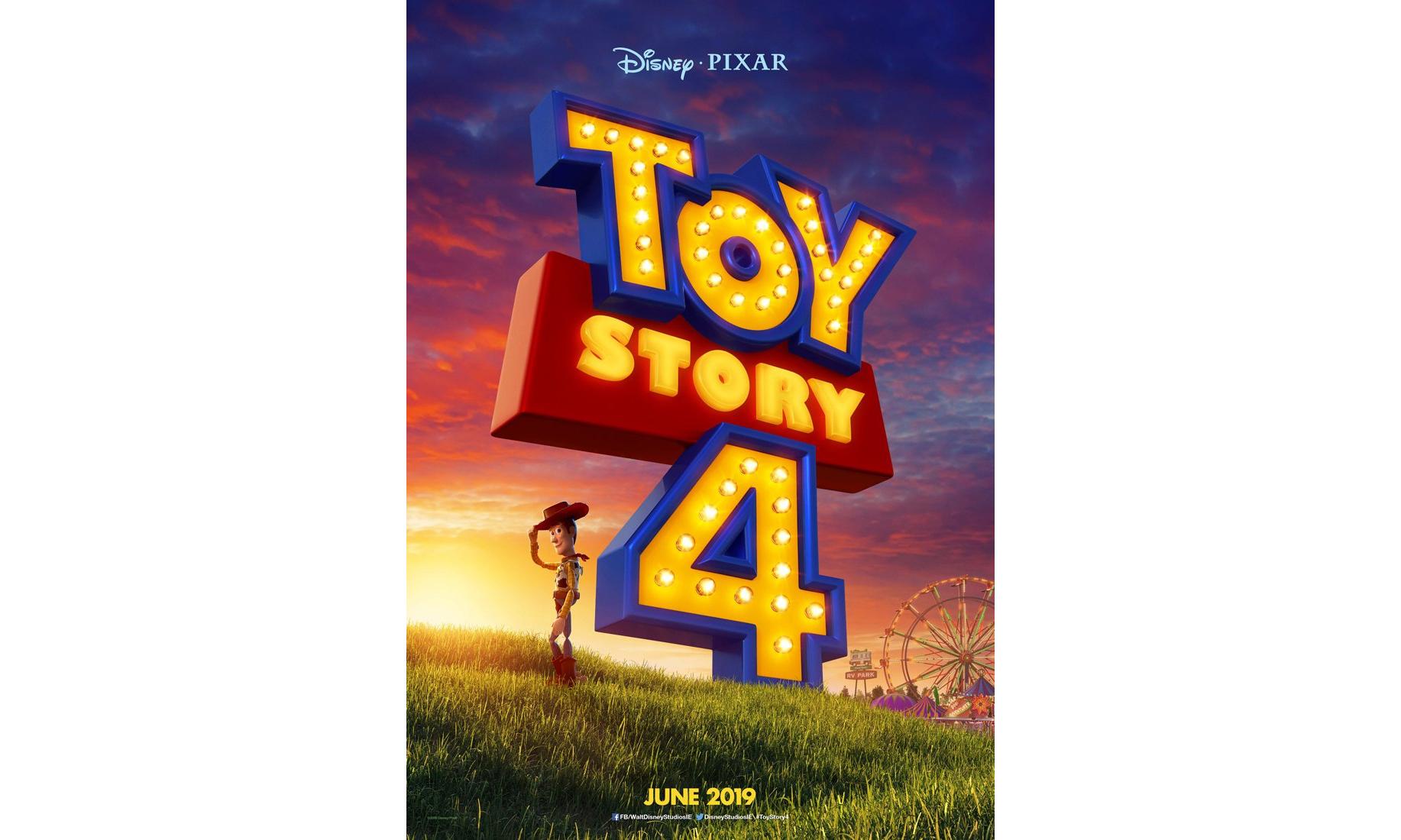 暖心冒险,《玩具总动员 4》首支预告片正式发布