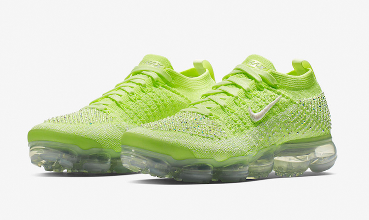"Nike Air VaporMax 2.0 ""施华洛世奇"" 全新版本即将发售"