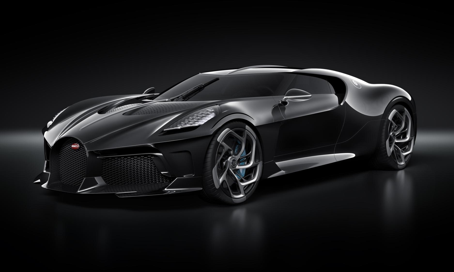 售价 1,200 万美元!Bugatti 史上最贵跑车登场