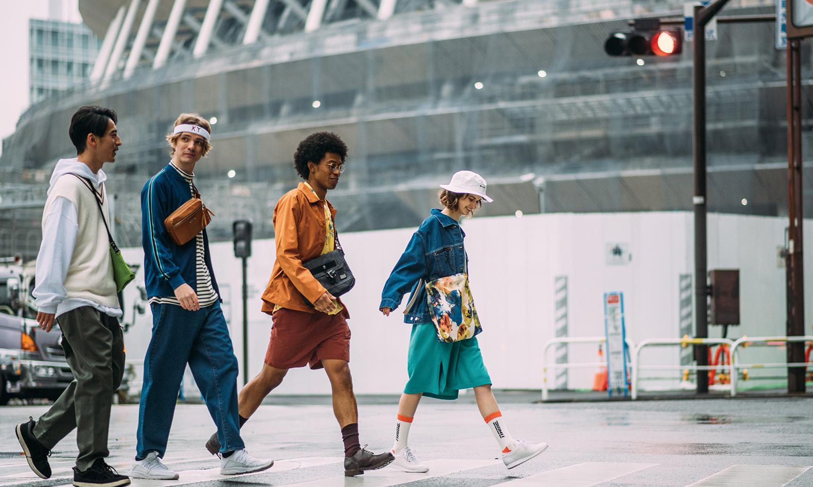 展示生活的更多可能,Master-Piece 发布 2019 春夏系列 Lookbook