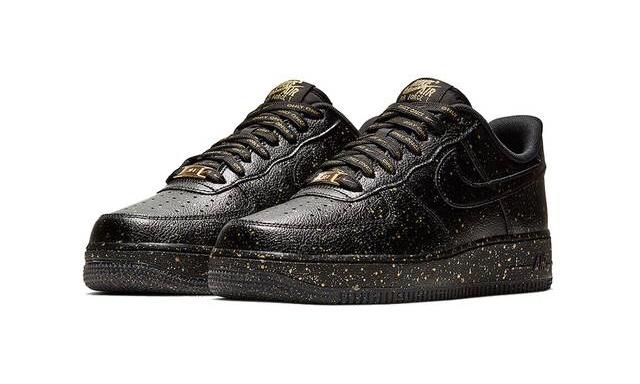"一生只有一次耐高!Nike Air Force 1 ""Only Once"" 即将发售"