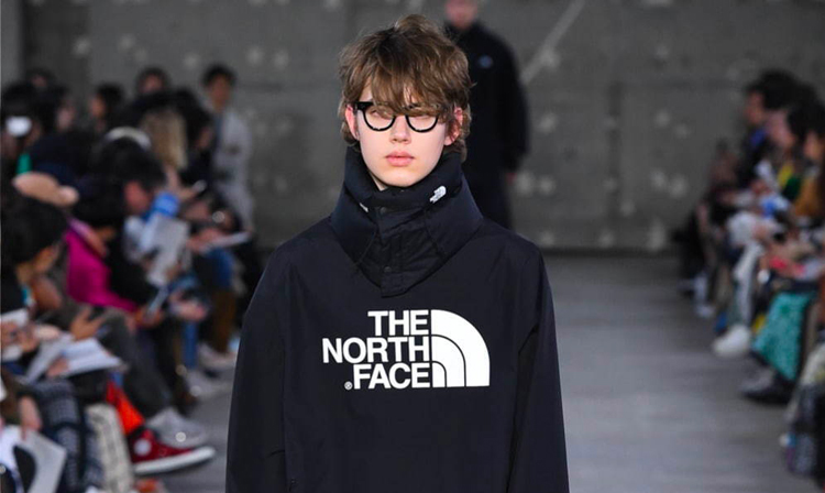 HYKE x The North Face 2019 秋冬联名系列释出