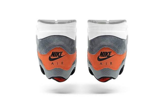 翻转 logo,size?x Nike Air Max Light 联名鞋款释出