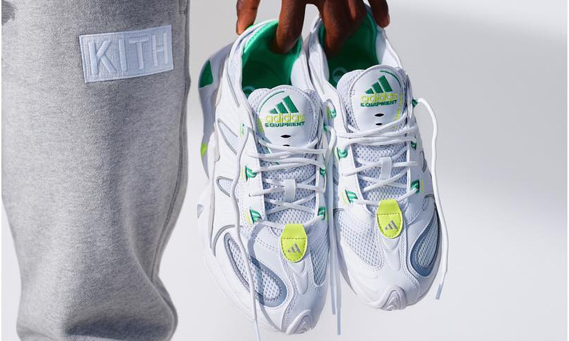 Ronnie Fieg 曝光 adidas 联名 Feet You Wear S-97 新作