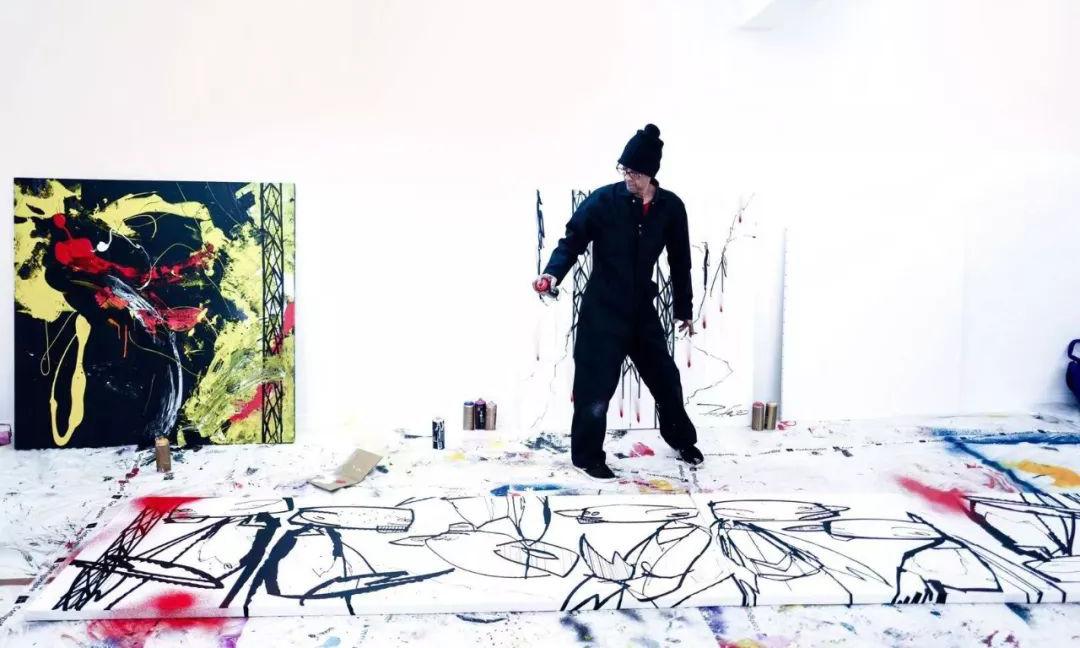 Futura 个展将在香港 Art Basel 期间亮相