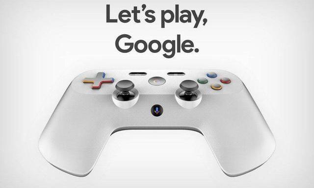 内置智能助理,Google 游戏手柄专利图释出
