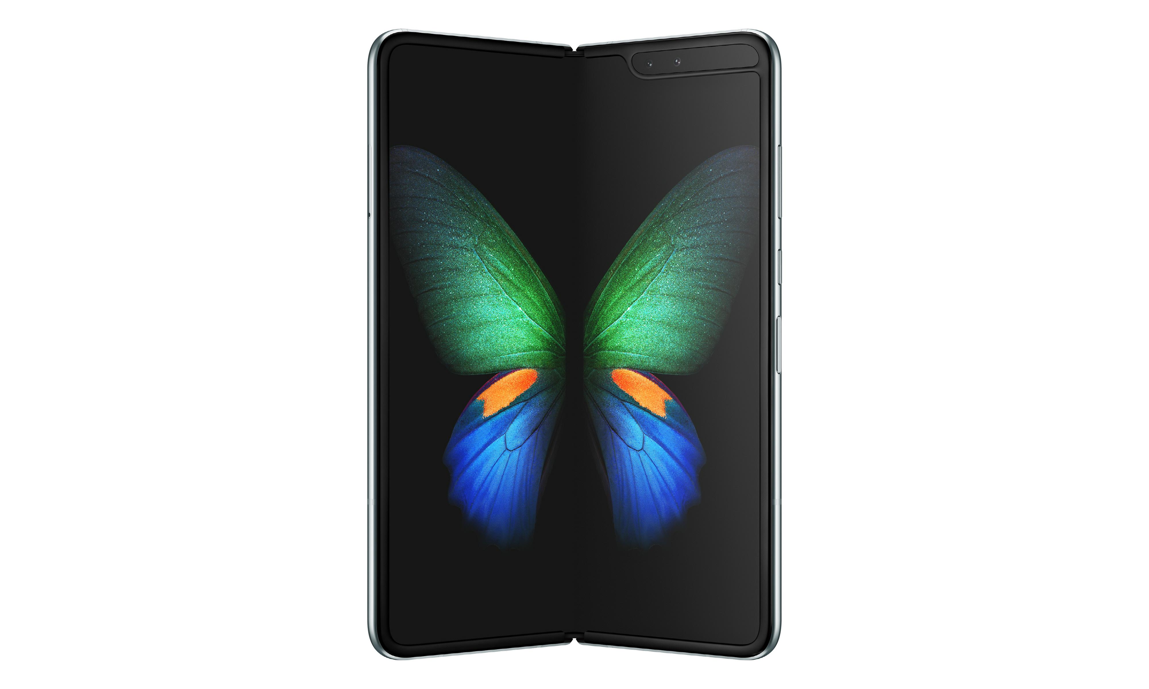 最新消息称 Samsung 正在开发两款不同的可折叠屏幕手机