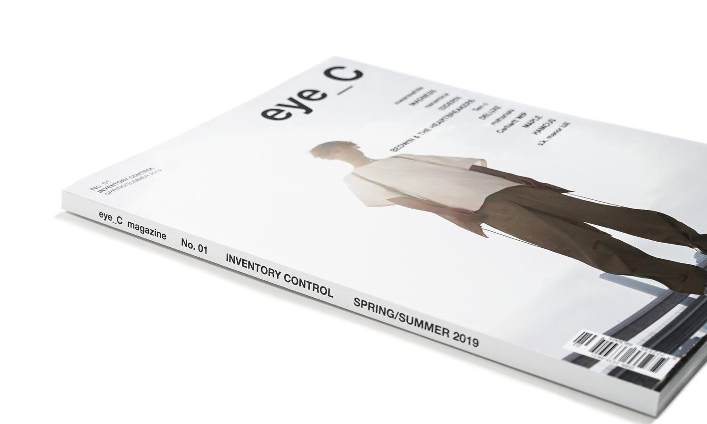 创造有形的东西,eye_C 正式推出品牌首个杂志