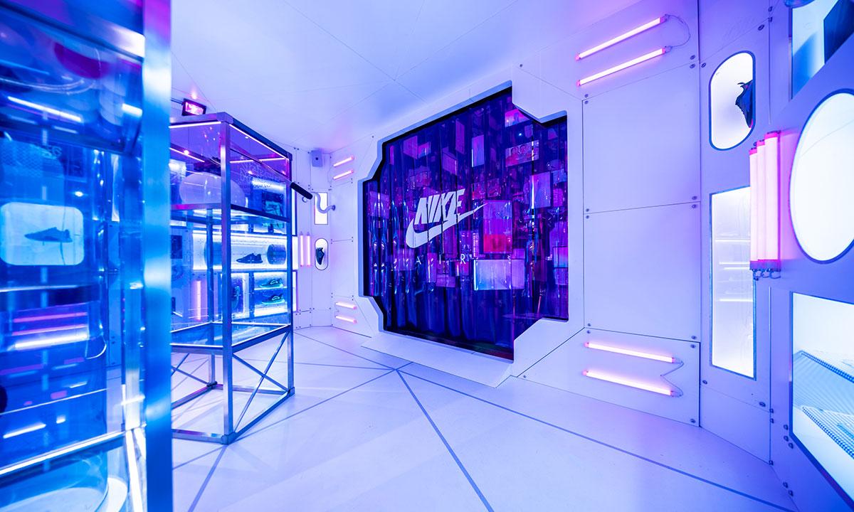 """Nike Air 狂想空间"" 登陆北京三里屯"
