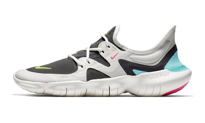 继续赤足跑,Nike 全新发布 Free RN 5.0 与 Free RN Flyknit 3.0 慢跑鞋