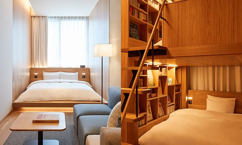 MUJI Hotel Ginza 开启预定!快来看看都有什么房型