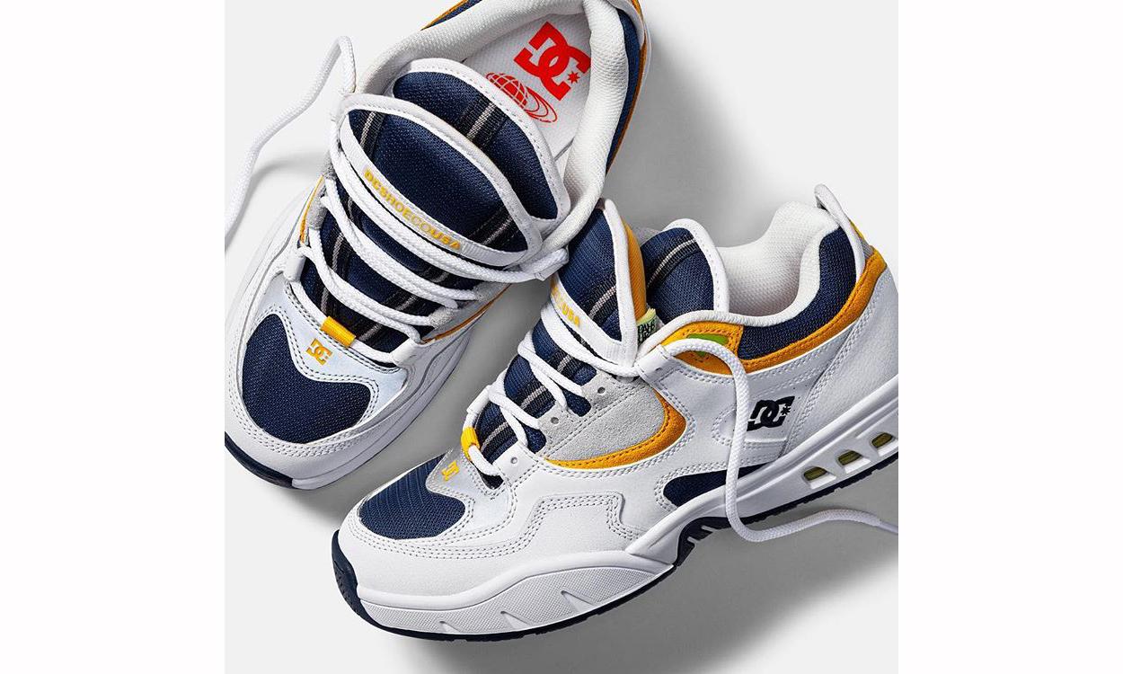 BEAMS 旗下品牌 SSZ 携手 DC Shoes 推出联名鞋款