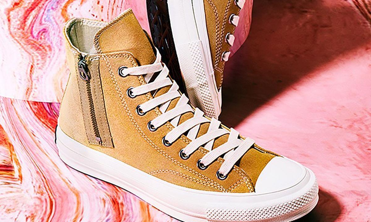 NIGO®  x CONVERSE ADDICT 联名鞋款将于下月发布