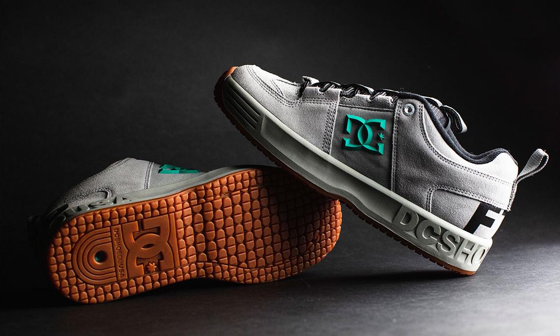 DC Shoes 与 FTP 再次联手打造限量 Lynx OG