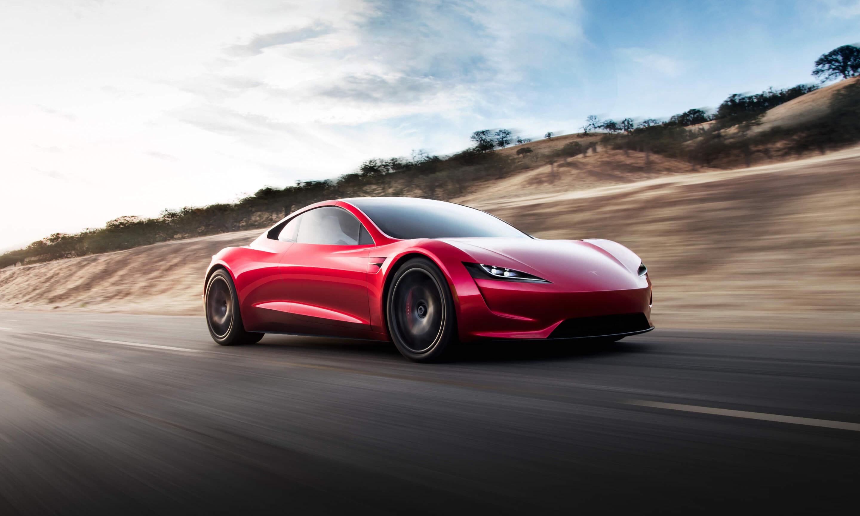 特斯拉全新跑车 Roadster 国内预订开启,订金 33.2 万元起