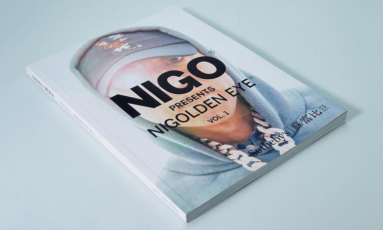 《NIGOLDENEYE® Vol. 1》画册正式发行