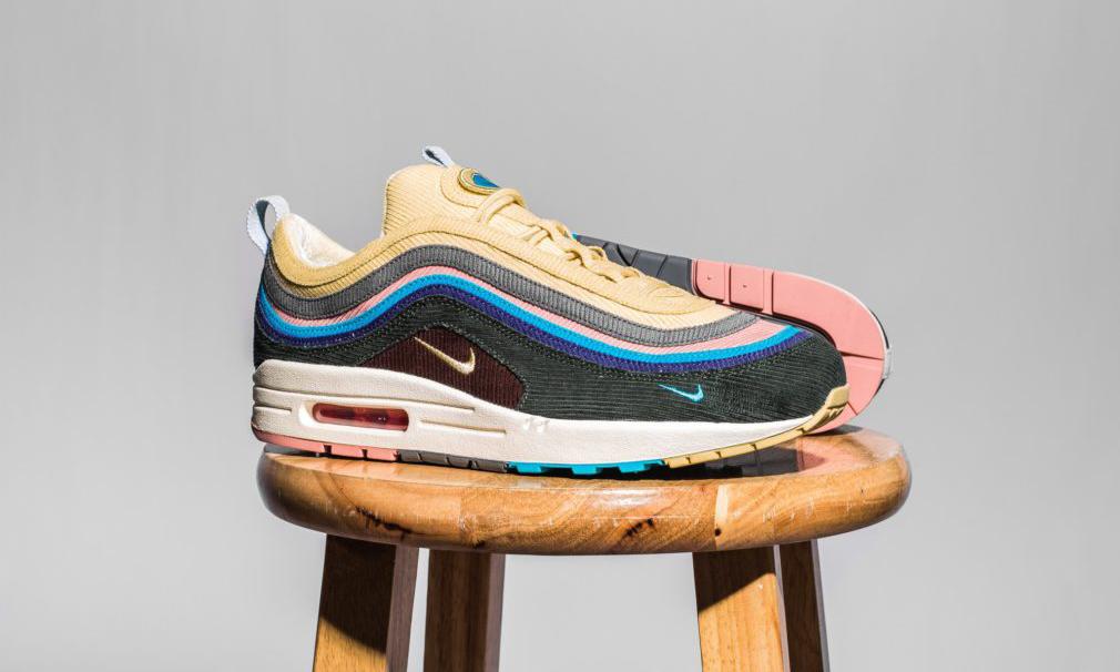 要升值?Sean Wotherspoon 宣布不会推出新款 Nike Air Max 1/97