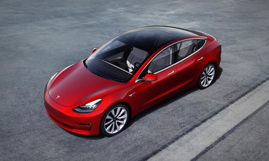 终于买得起了,亲民版 Tesla Model 3 现已正式开卖