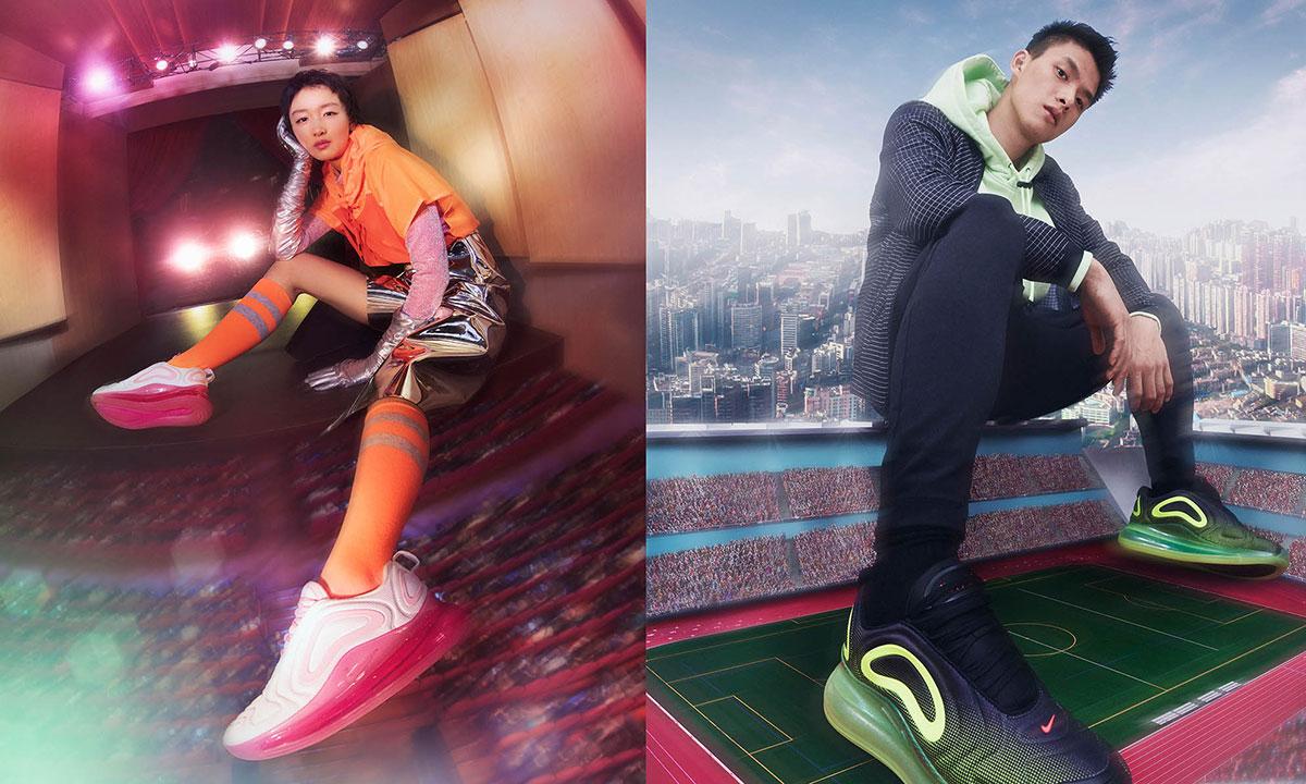 未来狂想曲,众星演绎 Nike Air Max Throwback Future Pack 全新配色