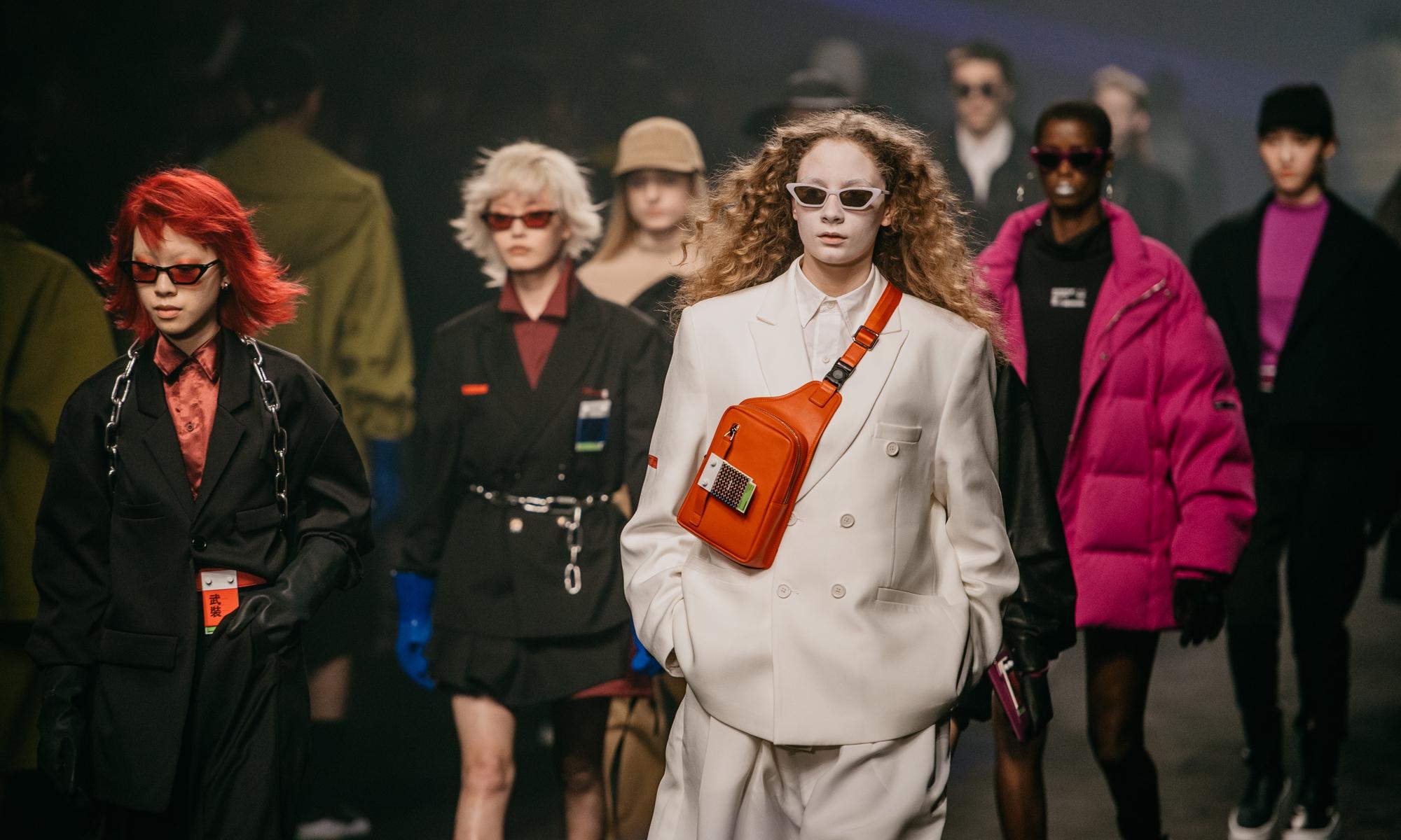 登上时装周舞台,对于国潮来说意味着什么?