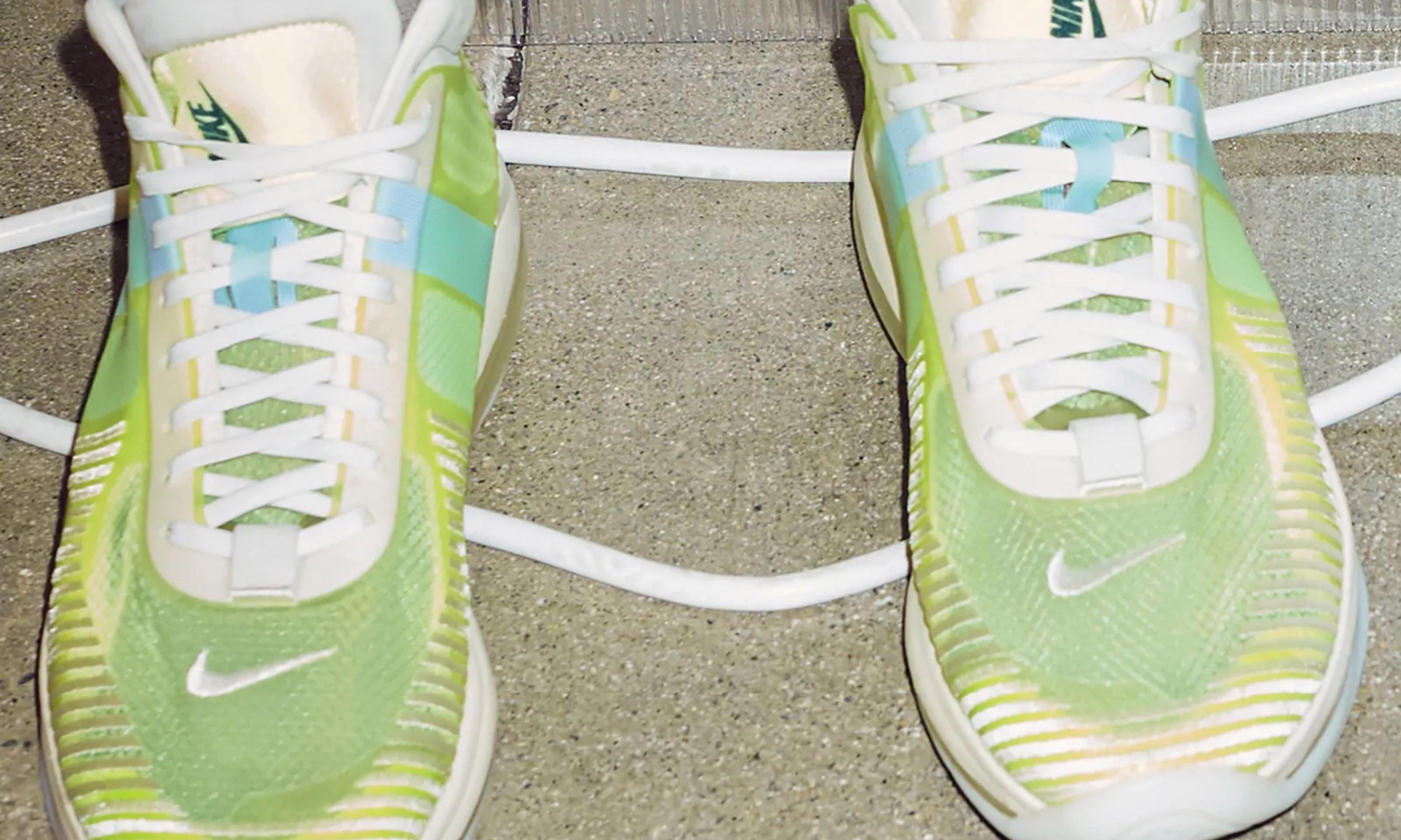 新配色登场,John Elliott x Nike LeBron Icons 有望春季发售